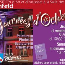 Les Journées d\'Octobre à Benfeld