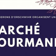 Marché Gourmand à Orschwihr