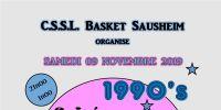 soiree annees 1990-2000