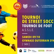 Tournois de Street Soccer - Festival OQP 2021