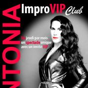 ImproVIP club de Antonia de Rendinger