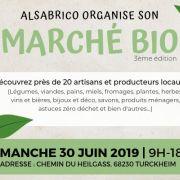 Marché BIO : Artisans et Producteurs locaux