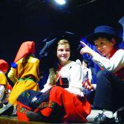 Veillée de Noël des enfants avec le Groupe Folklorique du Pays de Hanau