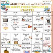 Accueil de loisirs - Vacances Hiver