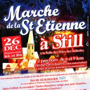 Marche de la St Etienne 2019
