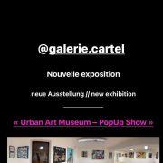 Urban Art Museum - PopUp Show // Galerie Cartel, Strasbourg