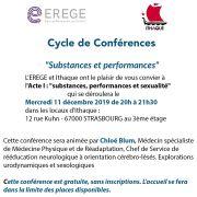 Cycle de conférence \