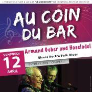 Au Coin du Bar - Armand Geber und Hoselodel