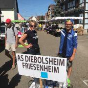 13ème grand marché aux puces à Friesenheim