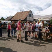 45ème Marche Populaire du Basket Club Carspach
