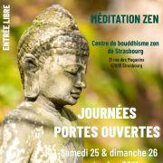 Journées portes ouvertes au Centre de bouddhisme zen
