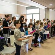 Atelier duo adulte/enfant - Chant choral - 6/11 ans