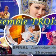 Ensemble Troika