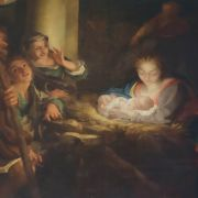 Noël au palais : les peintures de la chapelle