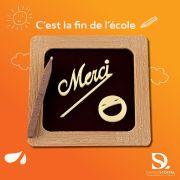 Collection chocolat Fin de l\'école - Merci Maîtresse & Maître