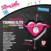 Volley-Ball Tournoi Elite International M17