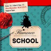 Flamenco School Spectacle des élèves