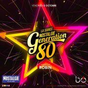 Génération 80 avec Nostalgie