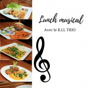 RIL Trio : Lunch musical