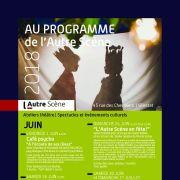 Soirée théâtre Forum : Les écrans