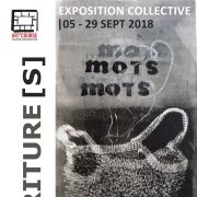 Exposition collective : Ecriture[S]