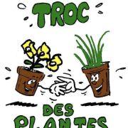 Troc des plantes à Manspach