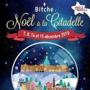Marché de Noël 2019 à la citadelle de Bitche