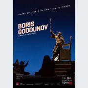 Boris Godounov (Metropolitan Opera) au Cinéma Vox