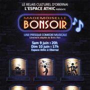 Mademoiselle Bonsoir : une presque comédie musicale !
