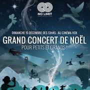 Concert de Noel au Cinéma Vox - No Limit Orchestra