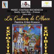 Les couleurs de l'Alsace