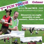 Fun Touch - Journée de découverte du Rugby Touch