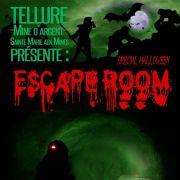 Escape Game spécial Halloween au Parc Tellure