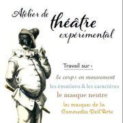 Atelier Théâtre Poétique expérimental