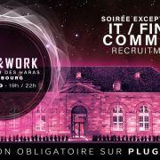 Soirée de recrutement et de networking Plug&Work