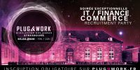 soiree de recrutement et de networking plugetwork