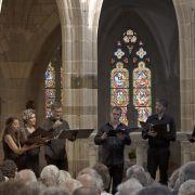 Festival Voix et Route Romane - Musica Nova