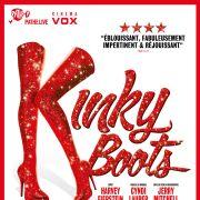 Kinky Boots, le Show au Cinéma Vox