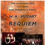 Concert Requiem de Mozart