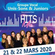Unis-Sons Hits Mix - Avec les danseurs ECB de Betschdorf