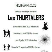 Thé dansant avec Les Thurtalers