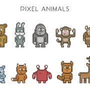 Atelier enfant - Pixel Art