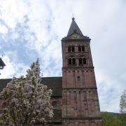 Visite guidée : La collégiale de Lautenbach