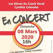 Concert des élèves de Cynthia