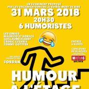 Soirée Humour à l\'Étage #3