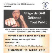 Stage self-défense
