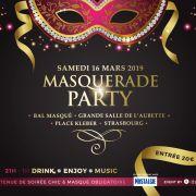 Bal masqué - Masquerade Party