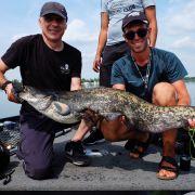 Nouvelle saison de pêche avec Mathieu Romain