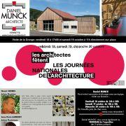 Journées Nationales de l\'Architecture : Exposition et visite architecturale