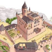 Coup de coeur pour les châteaux forts d\'Alsace